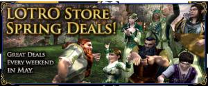 LotRO sale Image