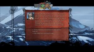 The Banner Saga dialog example