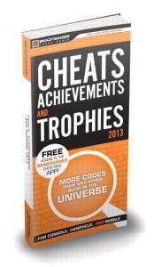 Cheats Achievements and Trophies