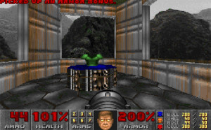 Doom God Mode