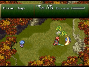 Chrono Trigger Early Combat