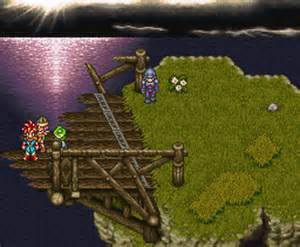 Chrono Trigger sun backdrop