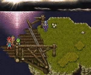 Chrono Trigger sun backdrop