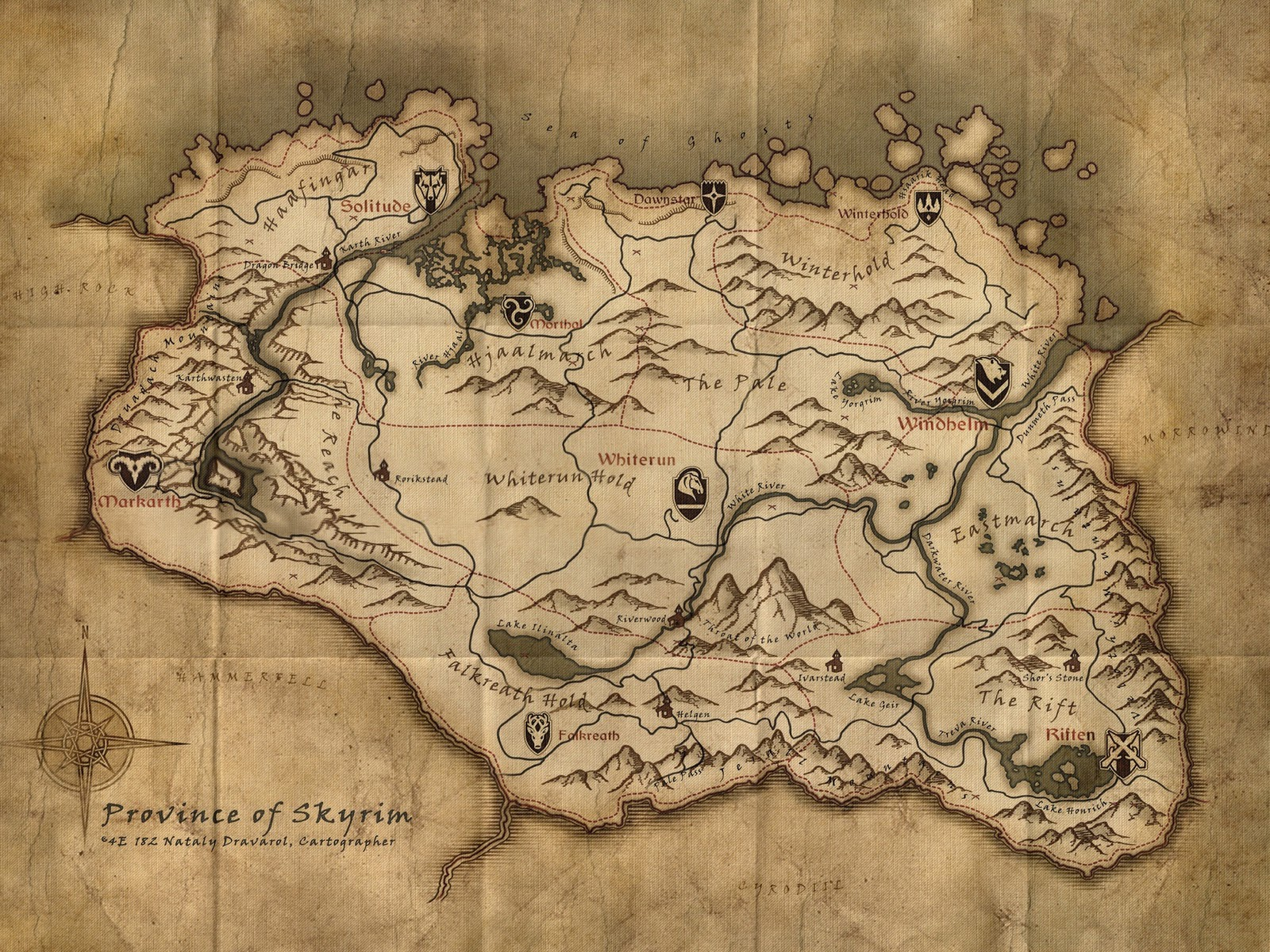 Nit: Explanation vs Exploration – Journey with a Map